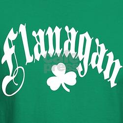 Flanagan - Classic Irish T-Shirt