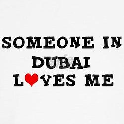 Someone in Dubai T