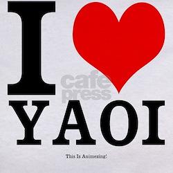 Women's I Heart Yaoi T-Shirt