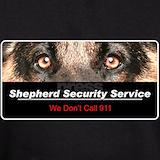 German shepherd apparel Sweatshirts & Hoodies