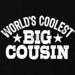 World's Coolest Big Cousin T