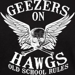 Geezers on Hawgs T-Shirt