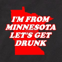 Unique Funny minnesota T