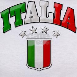 4 Star Italia Soccer Tee
