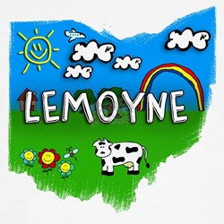 Lemoyne, Ohio. Kid Themed T