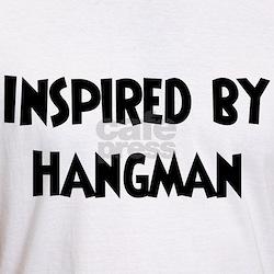 Inspired by Hangman Shirt