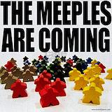 Meeple Bib