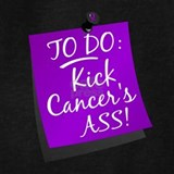 Kicking pancreatic cancers ass Sweatshirts & Hoodies