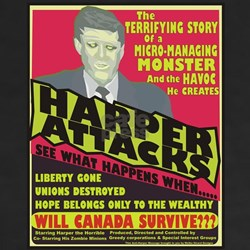 Harper Attacks / Shirt