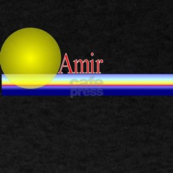 Amir Black T-Shirt