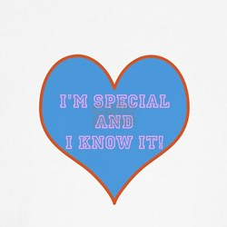 Special and I know it Tee