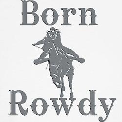 Born Rowdy Logo Shirt