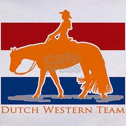 Dutch Western Team Tee Pleasure