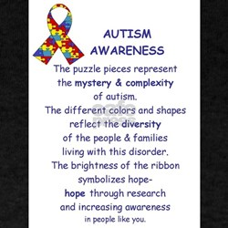 Cool Autism support T-Shirt