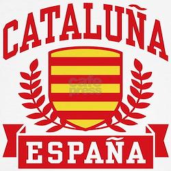 Cataluna Espana Tee