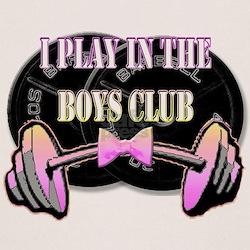 I play in the boys club Tee