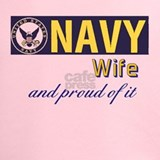 Military wife Performance Dry T-Shirts