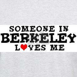 Berkeley: Loves Me Ash Grey T-Shirt