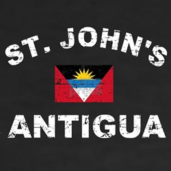 St. John;s Antigua designs Shirt