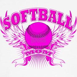 Softball mom T