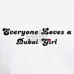 Loves Dubai Girl Shirt