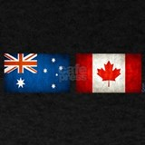 Australian canada T-shirts