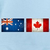 Australian canadian Baby Bodysuits