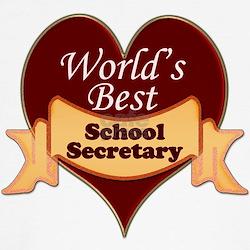 Cute Best secretary T