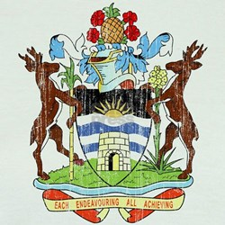 Antigua and Barbuda Coat Of Arms T