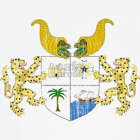 Benin Coat Of Arms Throw Pillow By Coatofarmsartaged