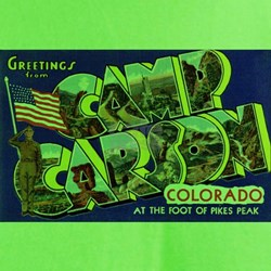 Camp Carson Colorado T-Shirt