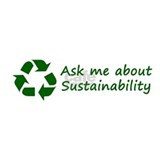 Ask Me About Sustainability Mug