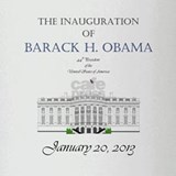 Inauguration of Barack H. Obama 2013 Drinking Glas