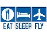 Airplane Pajamas & Loungewear