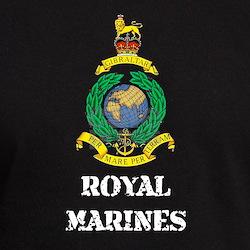 Unique Royal marines T