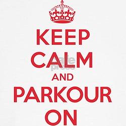 Keep Calm Parkour T