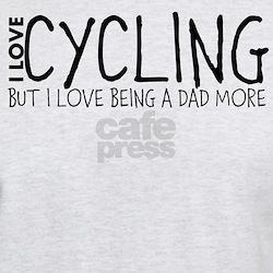 Cycling Dad Light Tee