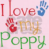 Poppy Baby Bodysuits