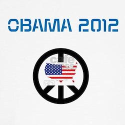 Unique Obama for peace T