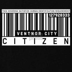 Ventnor City Citizen Barcode, T-Shirt