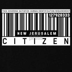 New Jerusalem Citizen Barcode, T-Shirt