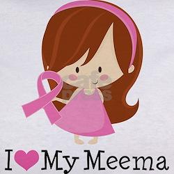 Meema Breast Cancer Support Tee