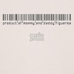 Figueroa, Baby Barcode, Tee