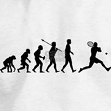 Tennis evolution Sweatshirts & Hoodies
