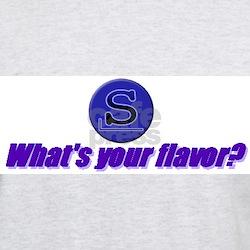 "Ash Grey Flavor T ""Slackwear"""
