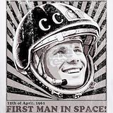 Gagarin T-shirts