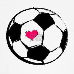 Soccer Heart T