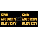End Modern Slavery Coffee Mug
