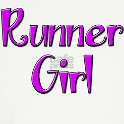 Runner Girl Shirt