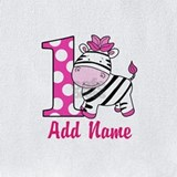 1st birthday girl bibs Bib